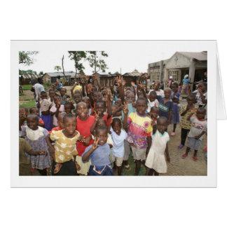 POP Kisumu Children Card