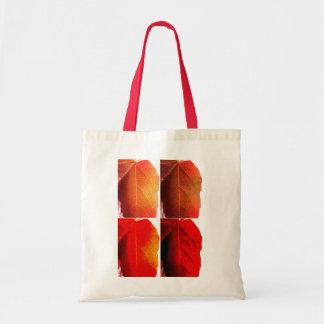 Pop Leaves Tote Bag