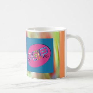 POP LIFE by Kimberly J Designs Coffee Mug