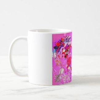 Pop Love Mug mug