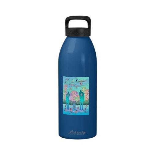 POP - Mundo del agua Botallas De Agua