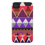 Pop Neon Tribal 2 iPhone 4 Covers