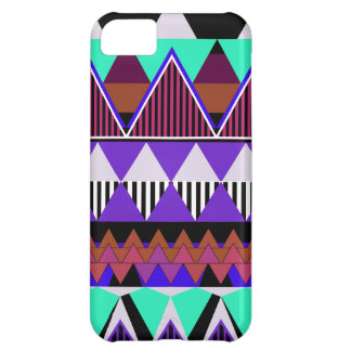 Pop Neon Tribal 3 iPhone 5 Case-Mate Case