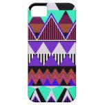 Pop Neon Tribal 3 iPhone 5 Case-Mate Case