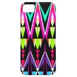 Pop Neon Tribal iPhone 5 Covers
