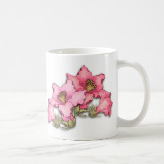 Pop off the Page Flowers Mugs