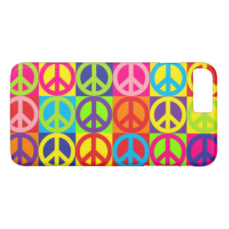Pop Peace iPhone 8 Plus/7 Plus Case