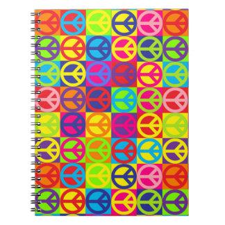Pop Peace Notebook