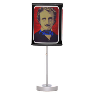 'Pop Poe' on a table lamp