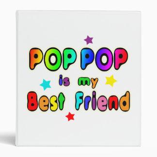 Pop Pop Best Friend Binder