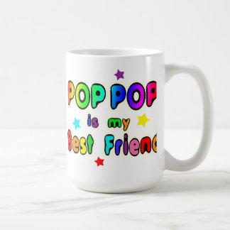 Pop Pop Best Friend Coffee Mug