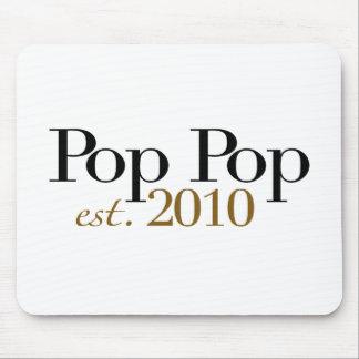 Pop Pop Est 2010 Mouse Pad