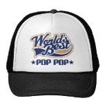 Pop Pop Gift Mesh Hats