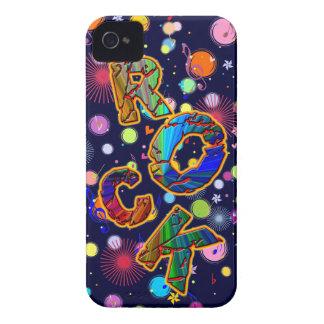 Pop Pop Rock B1 Case-Mate iPhone 4 Cases