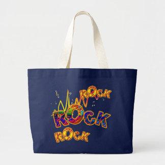 Pop Pop ROCK Canvas Bag