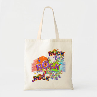 Pop Pop ROCK Tote Bag