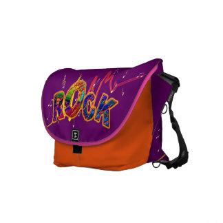 Pop Pop ROCK Messenger Bag