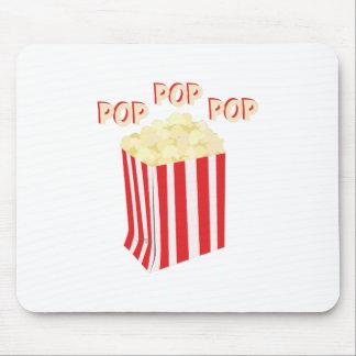 Pop Popcorn Mouse Pad