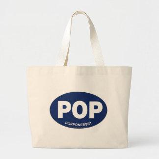 POP Popponesset Large Tote