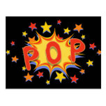Pop! Postcard