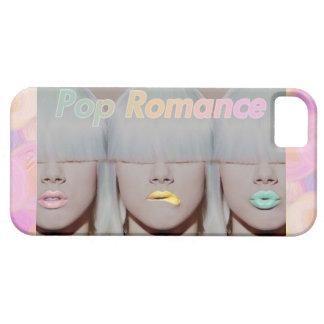 POP ROMANCE★ pastel color iPhone case