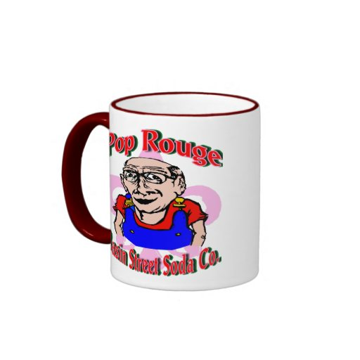 Pop Rouge, Basin St. Soda Mugs