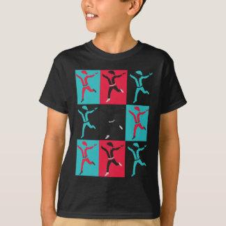 Pop Santa Christmas Art Collection T-Shirt