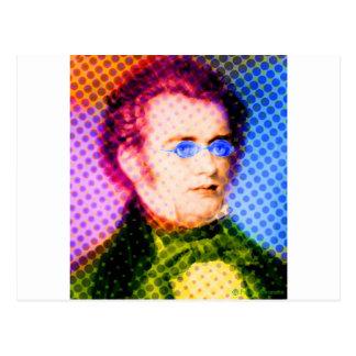 Pop Schubert Postcard