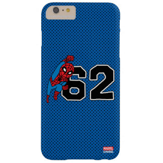 Pop Spider-Man 62 Barely There iPhone 6 Plus Case