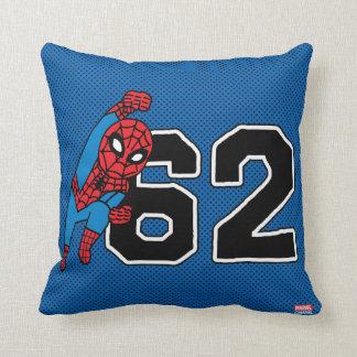 Pop Spider-Man 62 Throw Pillow