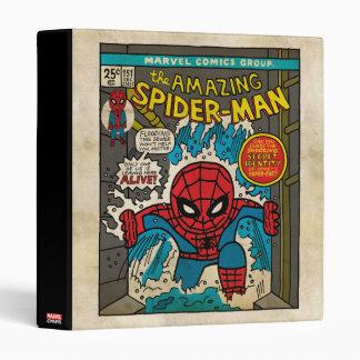 Pop Spider-Man Comic Cover #151 Binder
