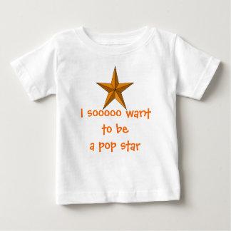 Pop Star Baby T-Shirt