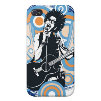 Pop Star iPhone 4/4S Cover