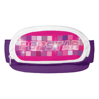 Pop Star Sparkling Cap-Sac Visor