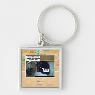 Pop tart for your soul? keychain