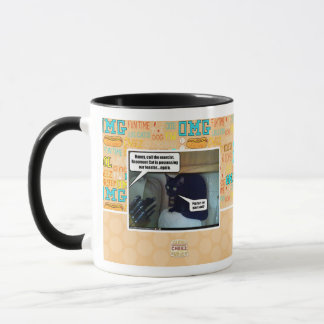 Pop tart for your soul? mug