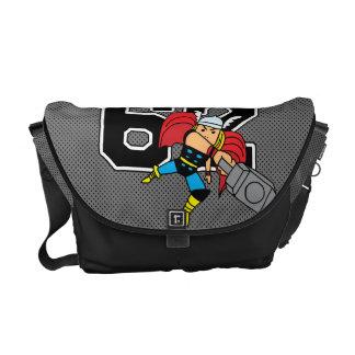 Pop Thor 62 Courier Bag