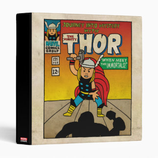 Pop Thor Comic Cover #125 Binder
