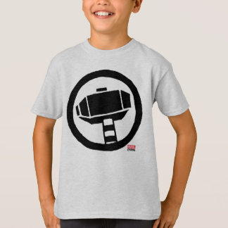 Pop Thor Hammer Icon T-Shirt