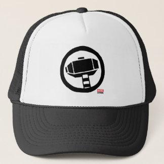 Pop Thor Hammer Icon Trucker Hat