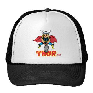 Pop Thor with Logo Trucker Hat