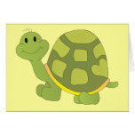 Pop Turtle! Stationery Note Card