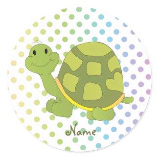 Pop Turtle Sticker! sticker