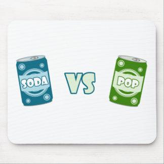 Pop vs Soda Mouse Pad
