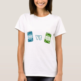 Pop vs Soda T-Shirt
