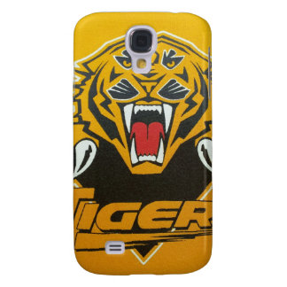 Pop Warner Tigers Under 14 Galaxy S4 Case