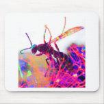 Pop Wasp Mousepads