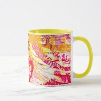 Pop Wizard Mug by deprise brescia