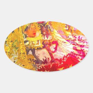 Pop Wizard Sticker design by deprise brescia