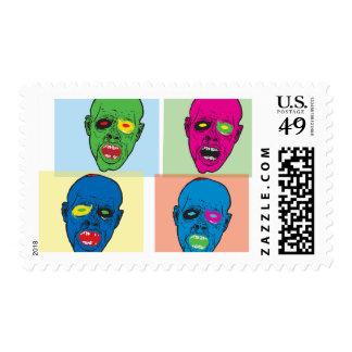 Pop Zombie Postage